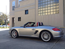 2008 Porsche Boxster RS60 For Sale